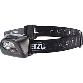 Petzl Actik Faretto, black